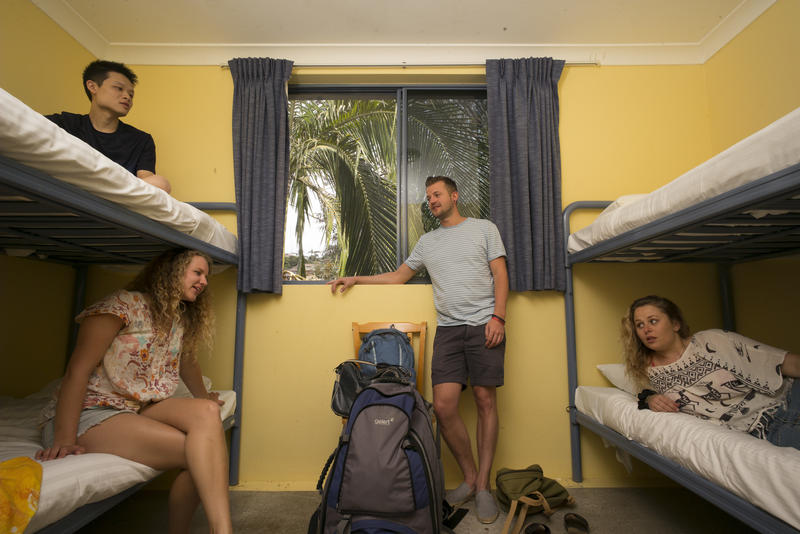 HOSTEL - Sydney Beachouse YHA