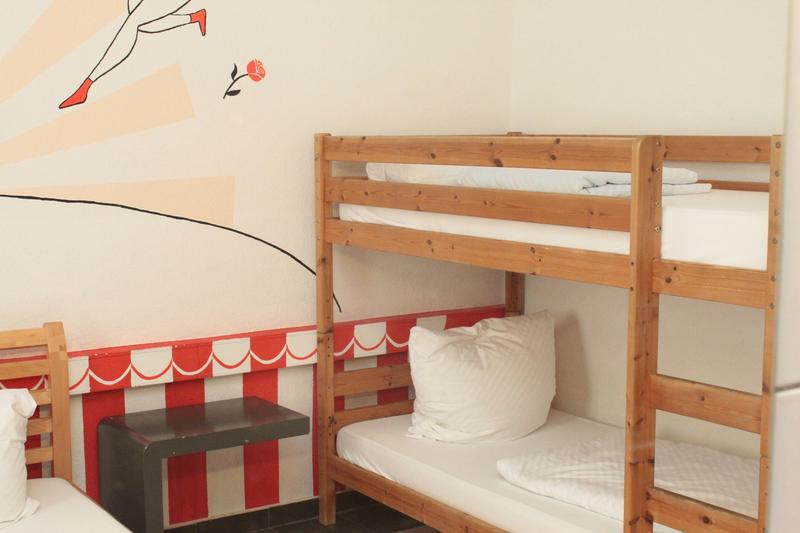 Hostel City Bed 2