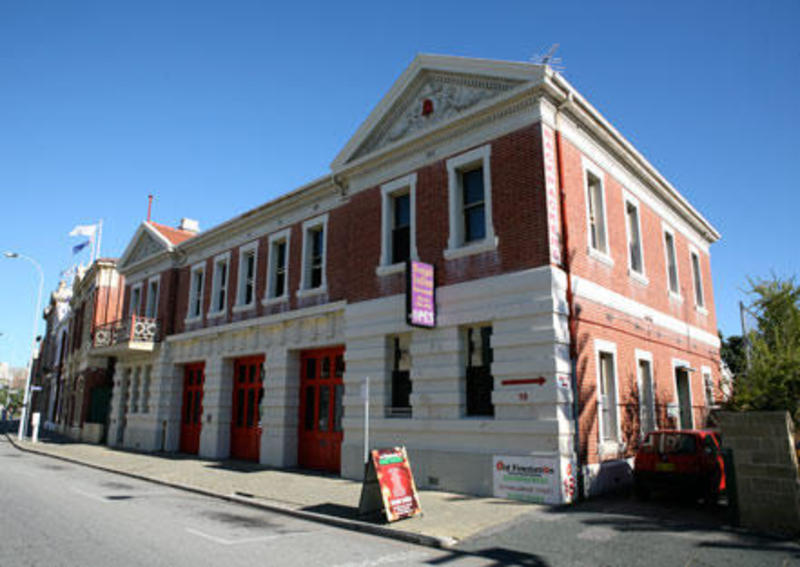 Fremantle Old Fire Station Hostel