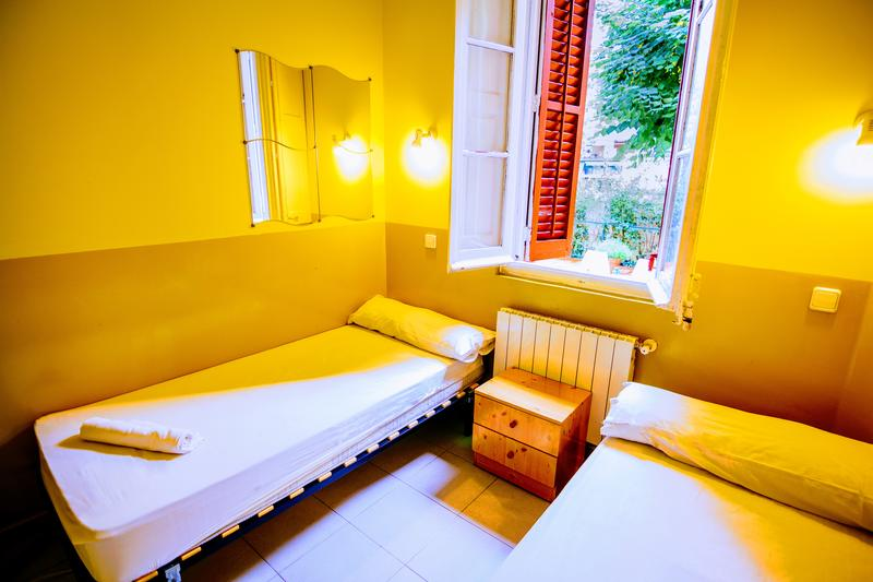HOSTEL - Garden House Hostel Barcelona by Feetup Hostels