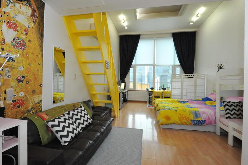 HOSTEL - Hongdae Guesthouse