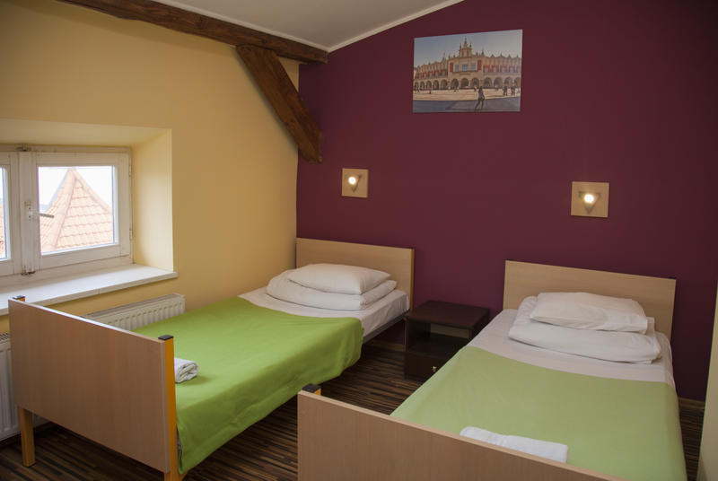 HOSTEL - City Hostel Krakow