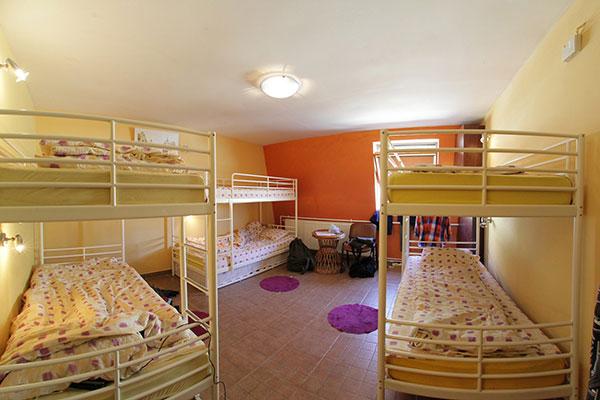 Retro Youth Hostel