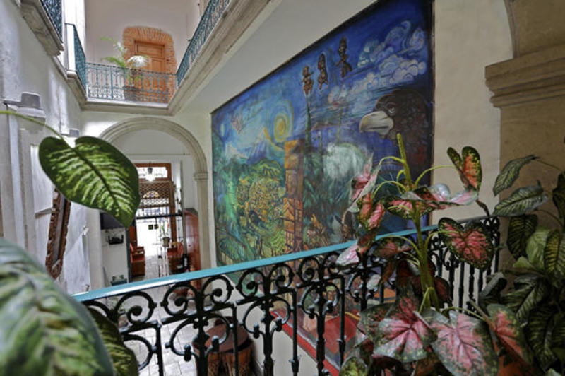 Mexico City Hostel