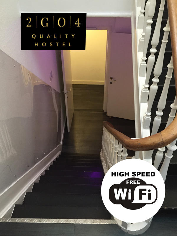 2GO4 Quality Hostel