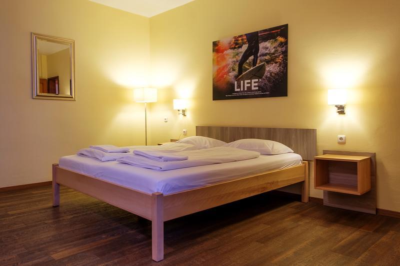 Euro Youth Hostel