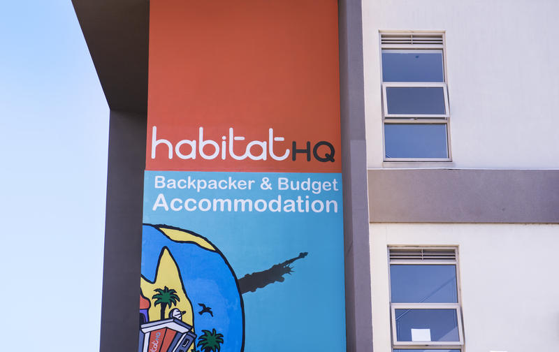 HOSTEL - Habitat HQ