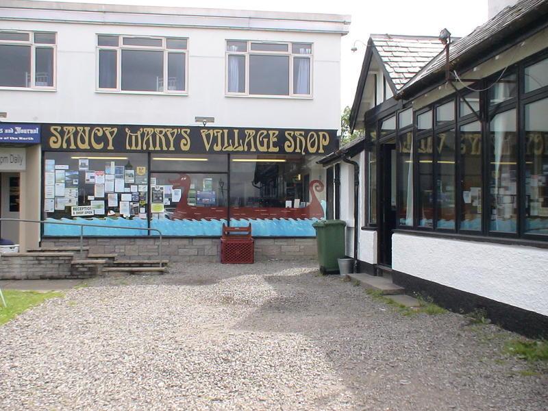 Saucy Mary's Lodge