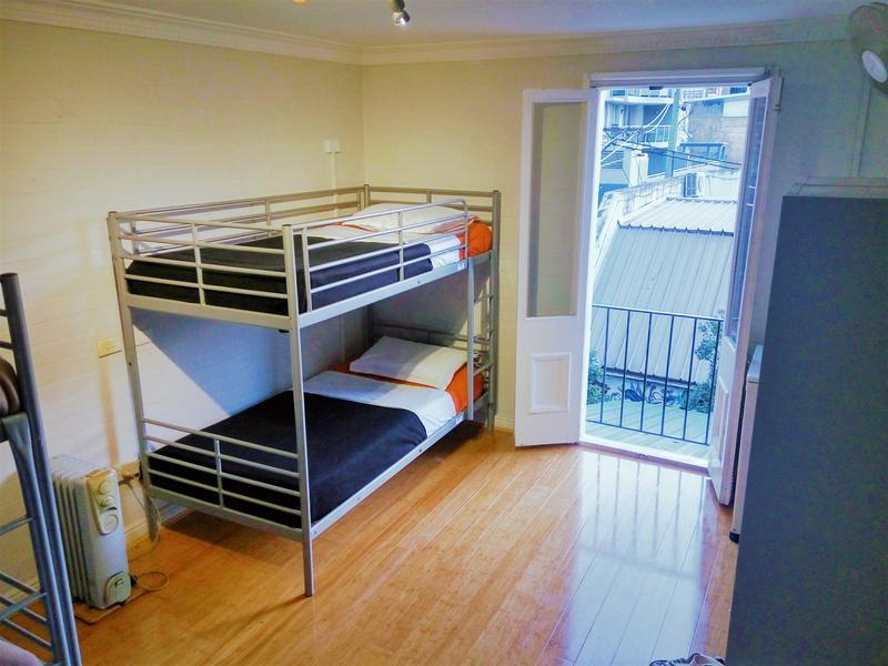 Asylum Sydney Backpackers Hostel