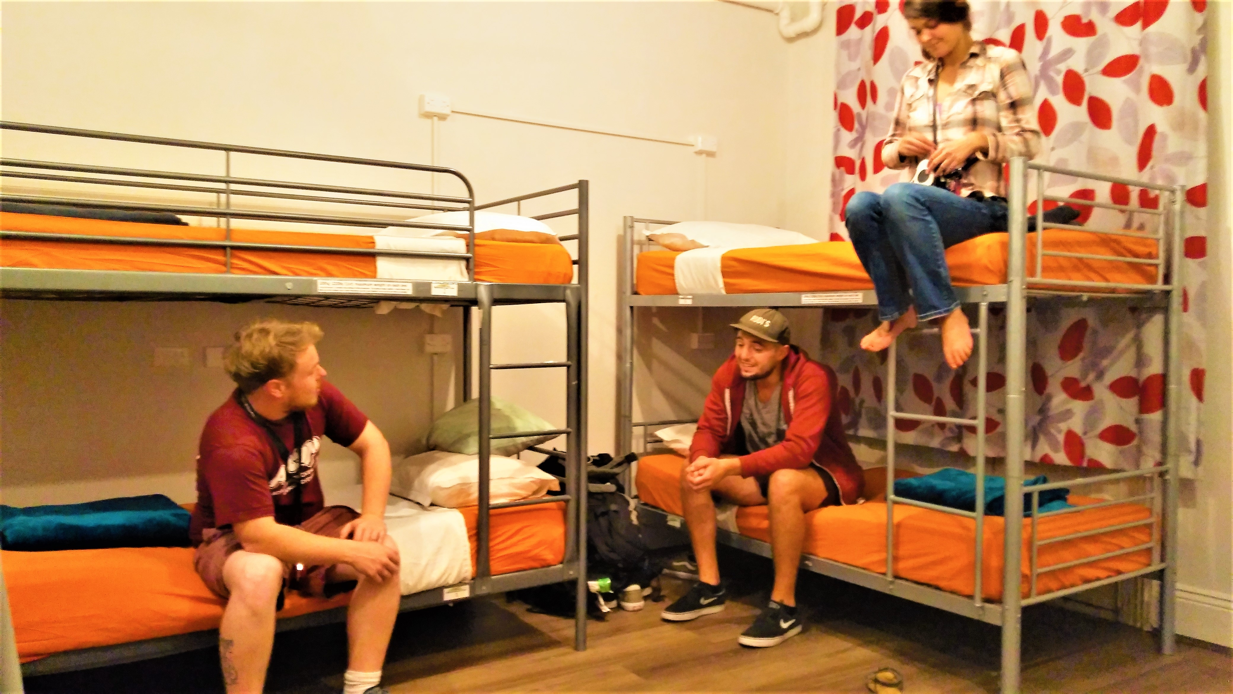 Asylum Sydney Backpackers Hostel
