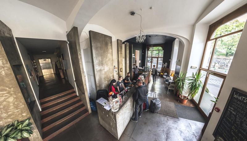 HOSTEL - Czech Inn
