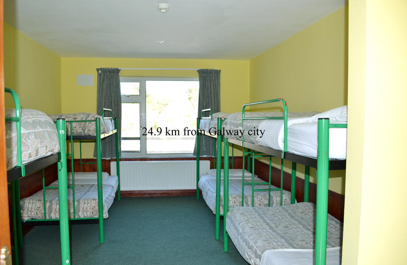 HOSTEL - Oughterard Holiday Hostel & Angling Center
