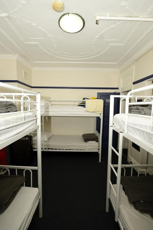 HOSTEL - Sydney Central Backpackers