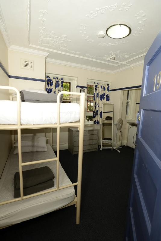 Sydney Central Backpackers