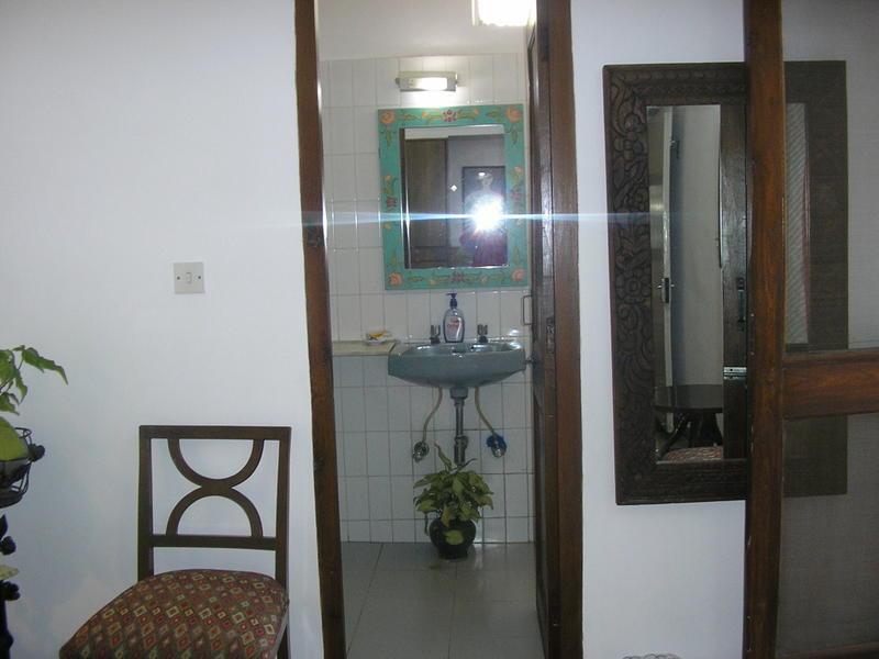 At Vasant Kunj, Home stay