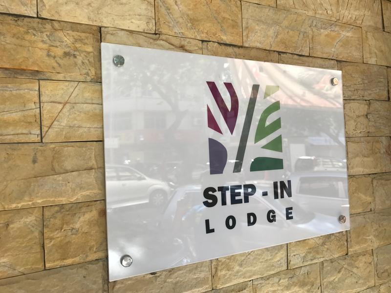 Step-In Lodge