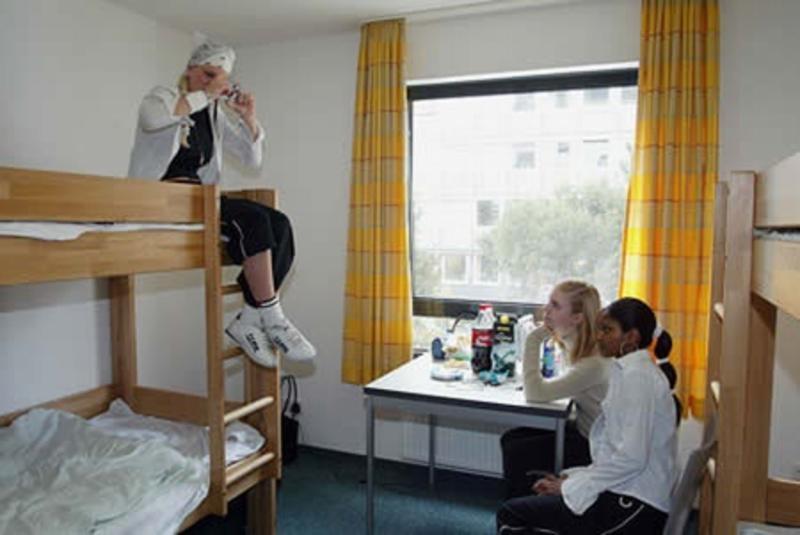 Cologne-Deutz Youth Hostel