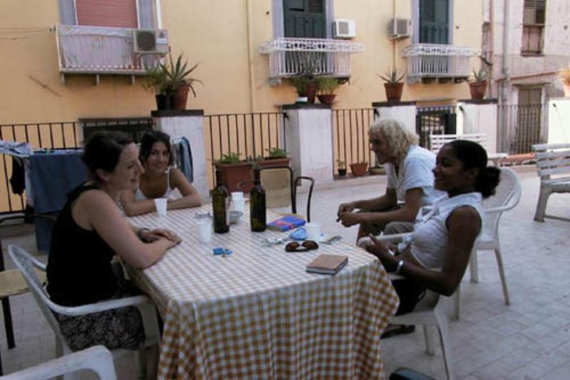 Giovanni's Home