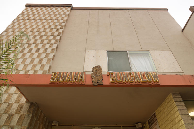 HOSTEL - Banana Bungalow West Hollywood