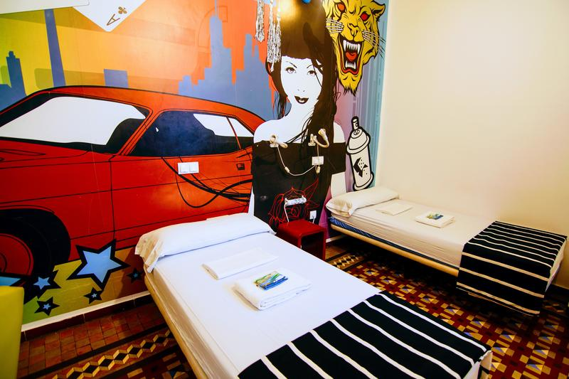 HOSTEL - Home Youth Hostel Valencia by Feetup Hostels