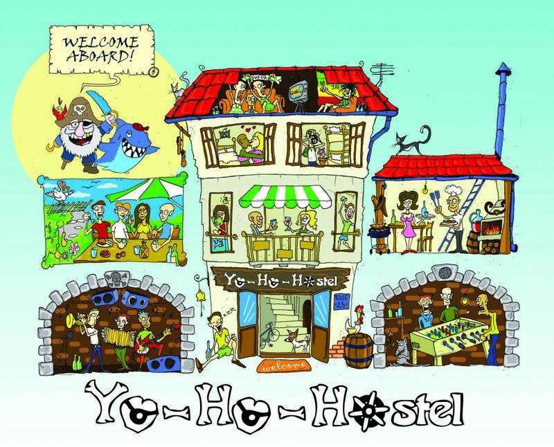 Yo-Ho-Hostel
