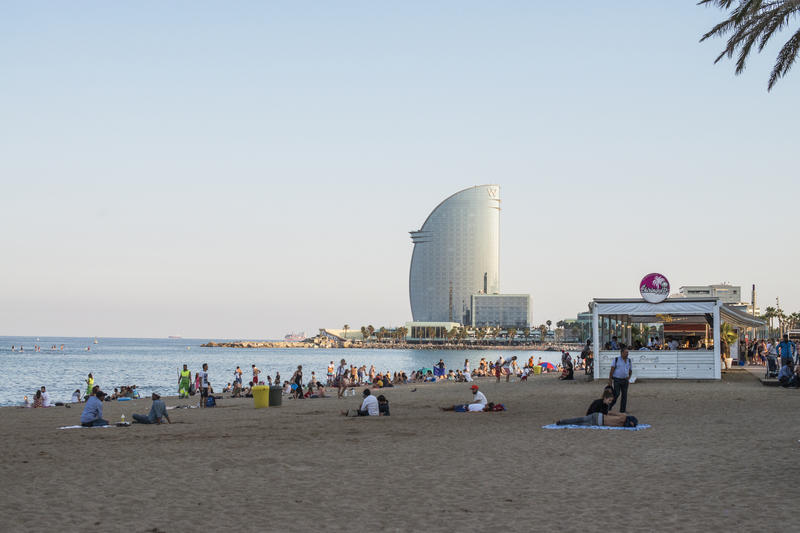 Safestay Barcelona Sea