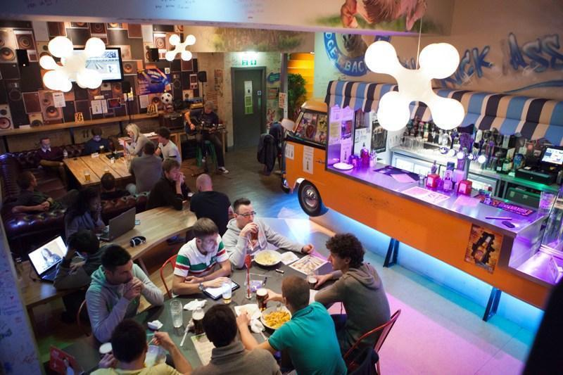 HOSTEL - Budget Backpackers