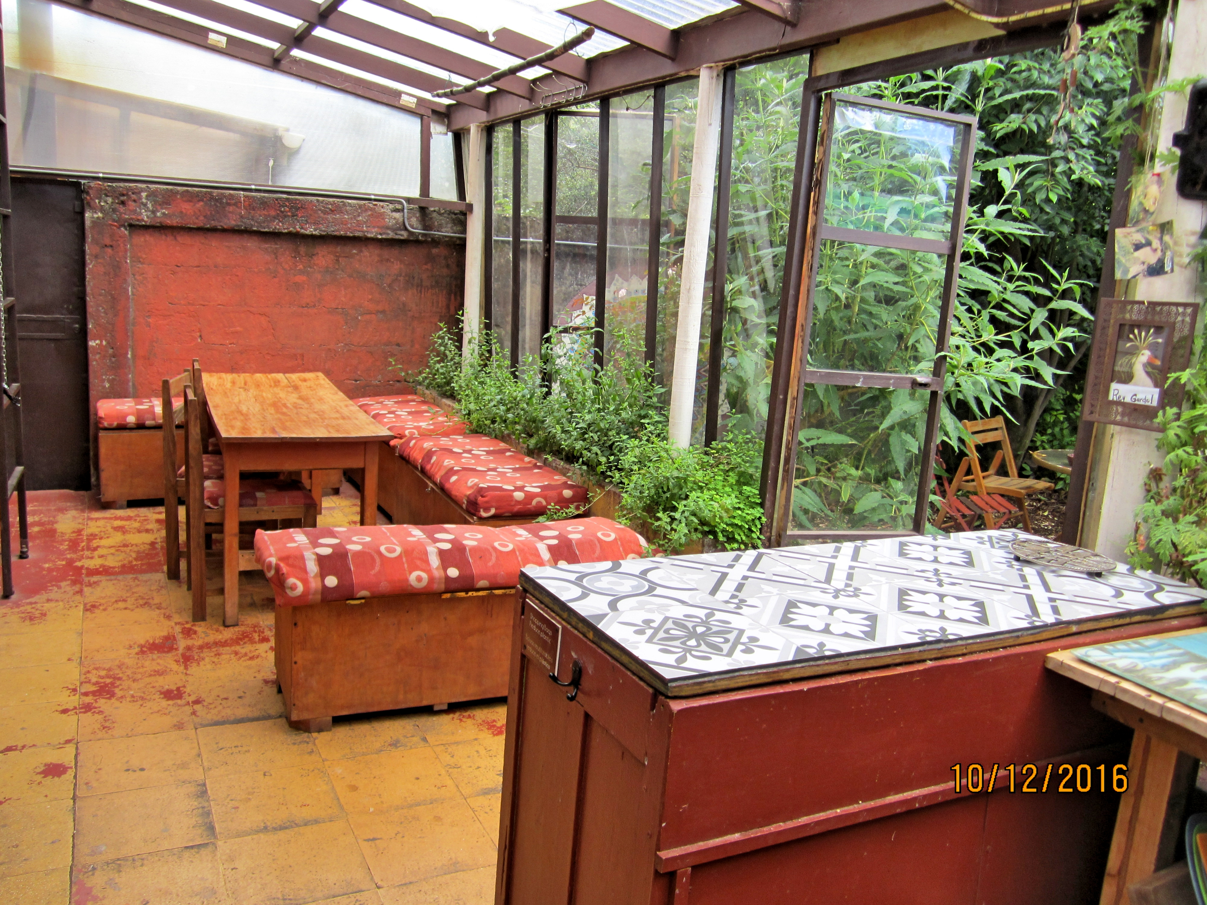Airesbuenos Hostel & Permaculture
