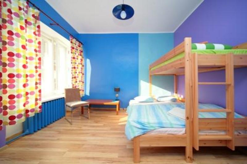 HOSTEL - Viru Backpackers