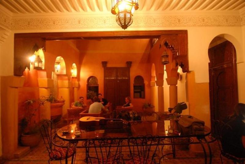 HOSTEL - Riad Massin