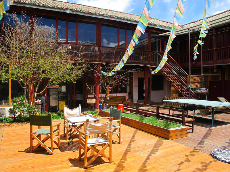 Dragoncloud International Hostel