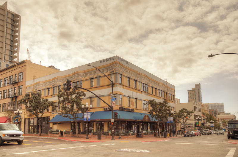 Hostelling International - San Diego Downtown