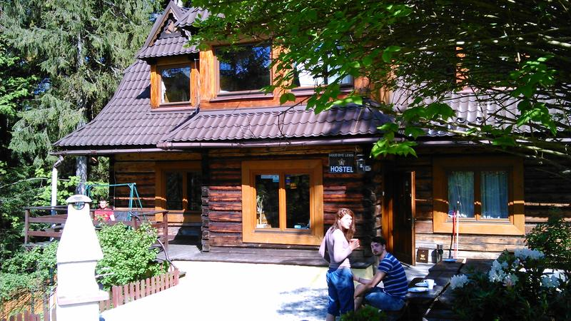 Good Bye Lenin Hostel Zakopane
