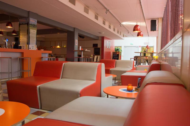 HOSTEL - Stayokay Amsterdam Oost (Zeeburg)
