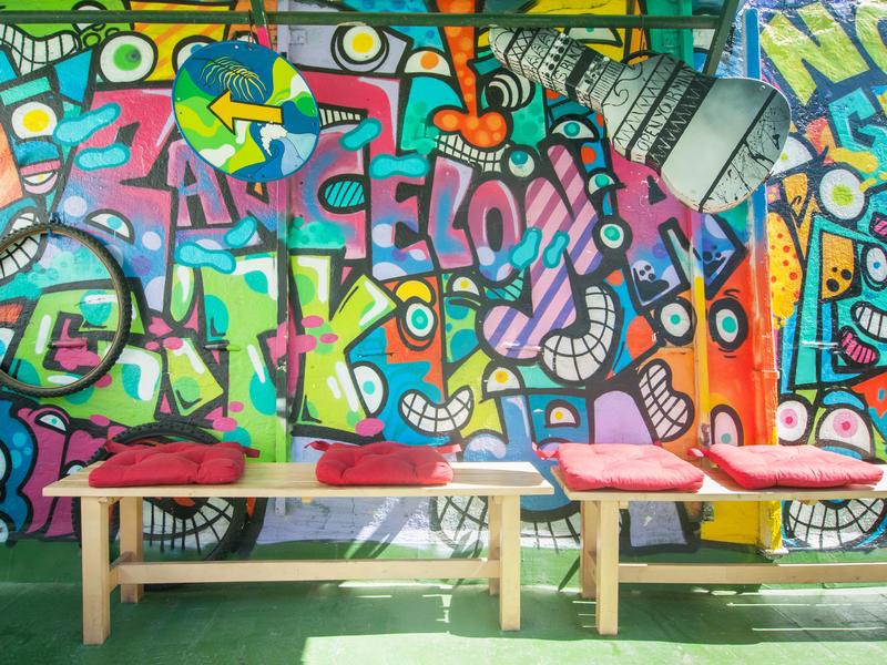 No Limits Graffiti
