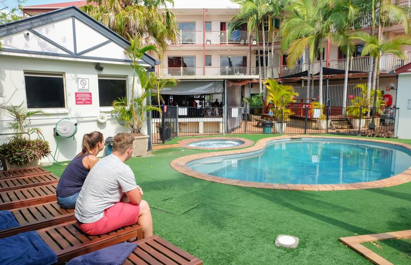 HOSTEL - Brisbane Backpackers Resort