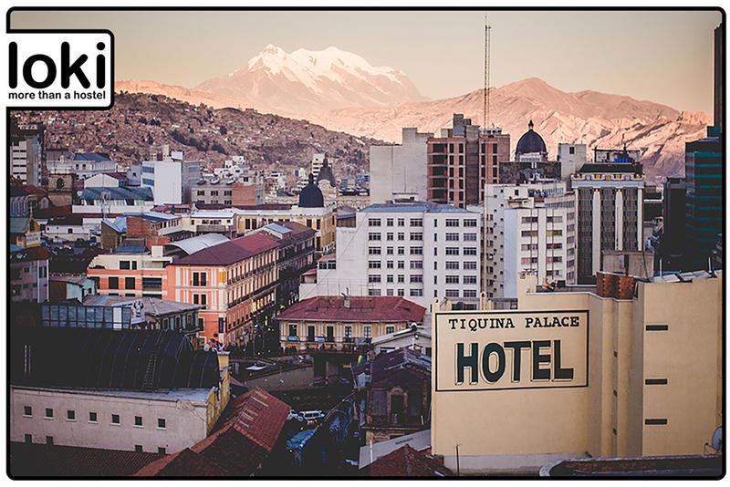 Loki Backpackers La Paz