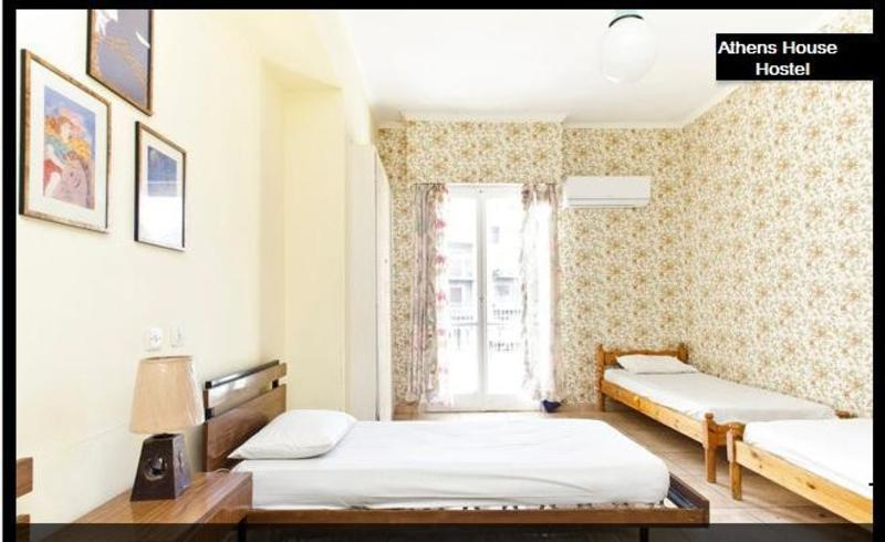 Athens House Hostel