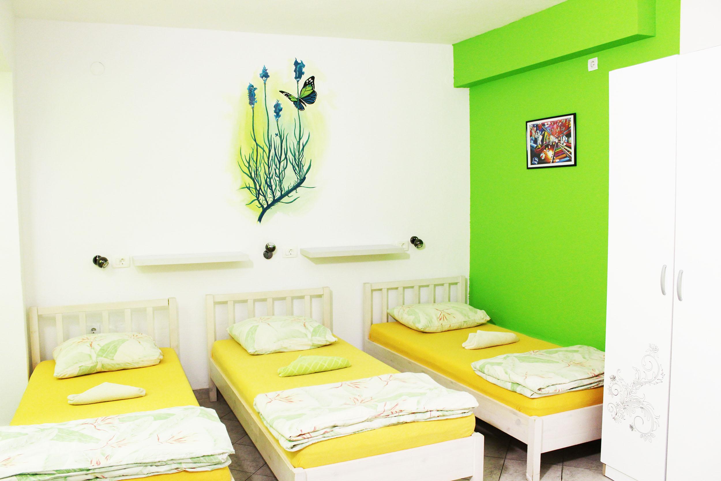 HOSTEL - CroParadise Green Hostel