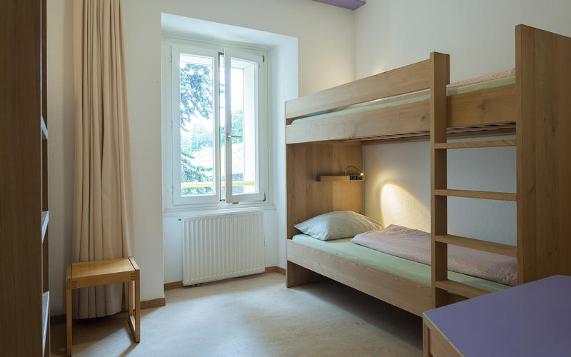 Youthhostel Montreux