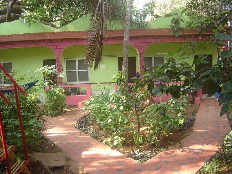 Silver Moon Guest House Anjuna