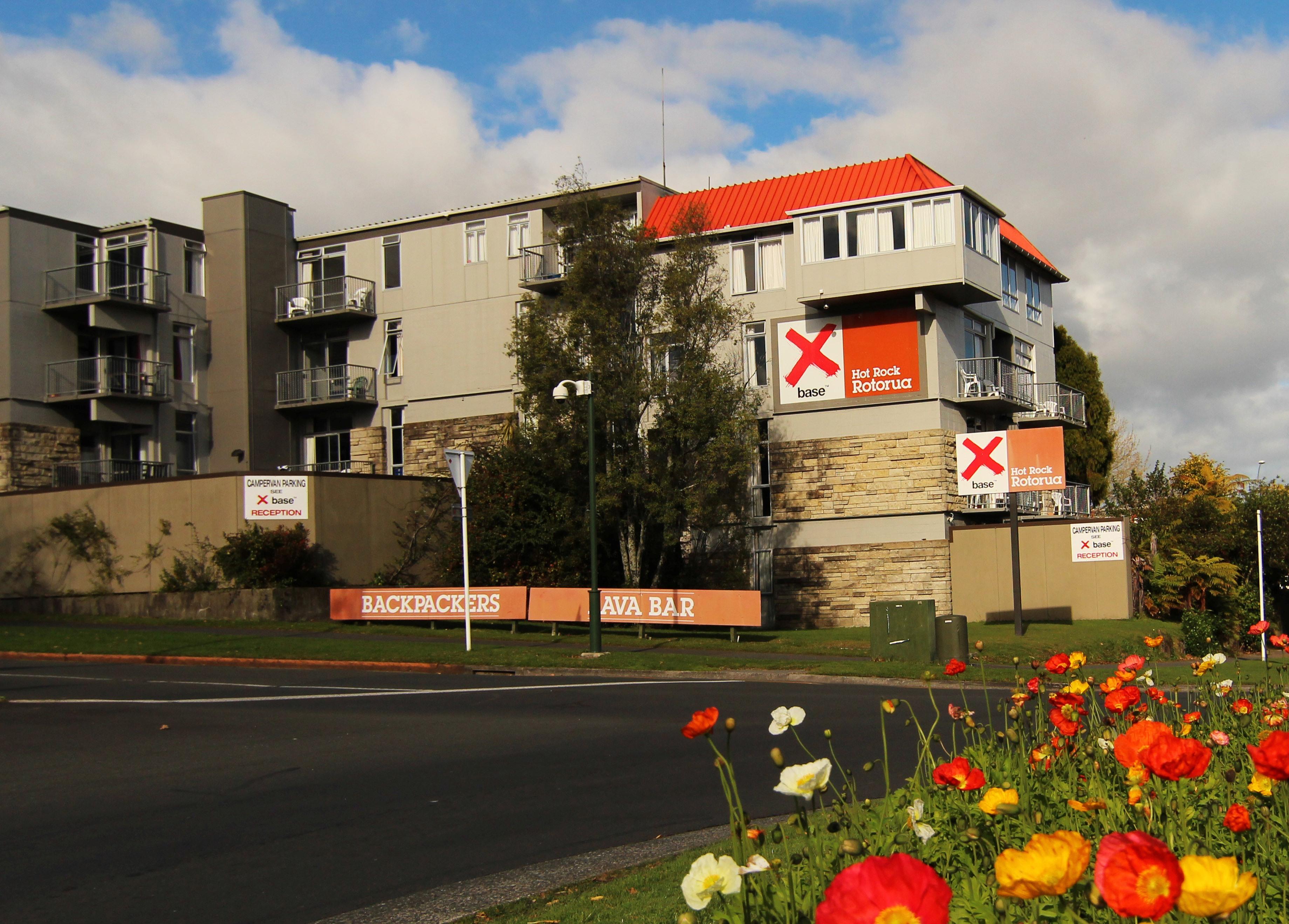 Base Rotorua