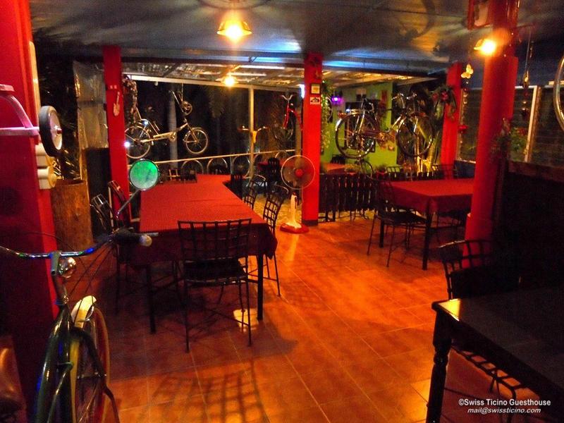 Swiss Ticino Guesthouse & Restaurant