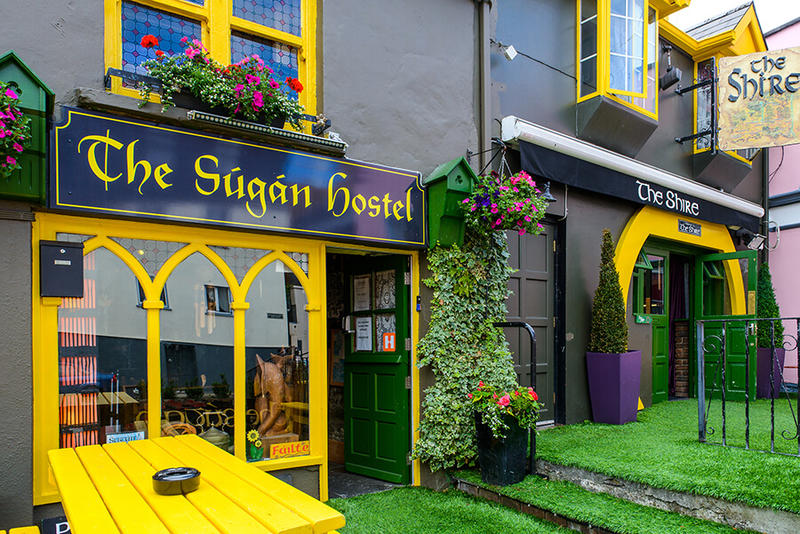 Killarney Sugan Hostel