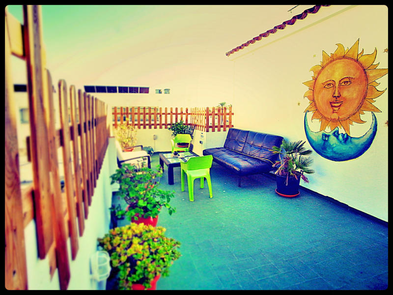 The Melting Pot Hostel Tarifa