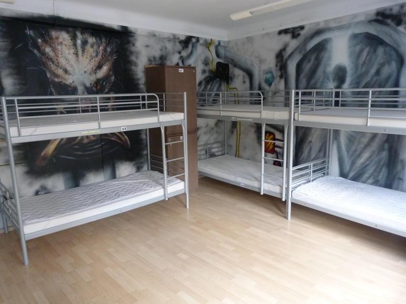 Camera Hostel