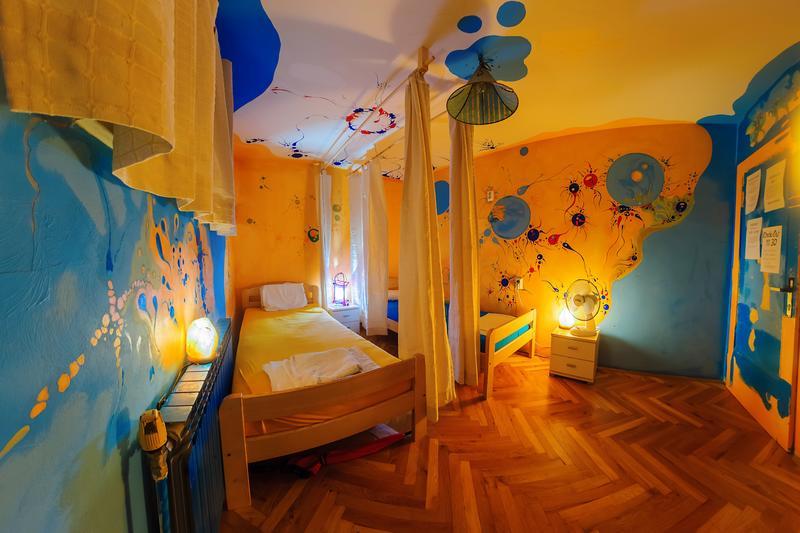 Hostel Mali Mrak Zagreb
