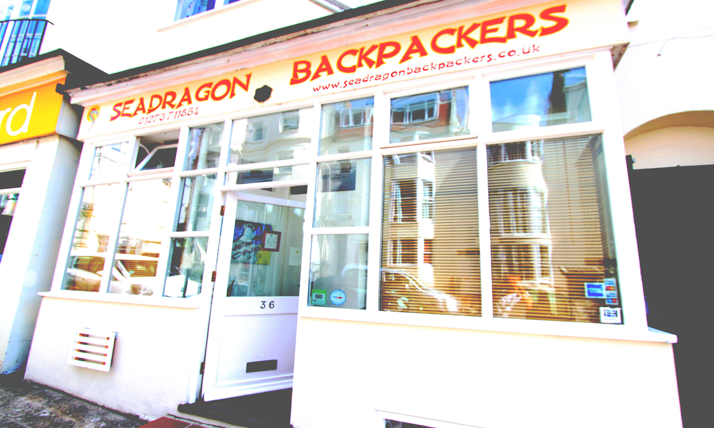 Seadragon Backpackers