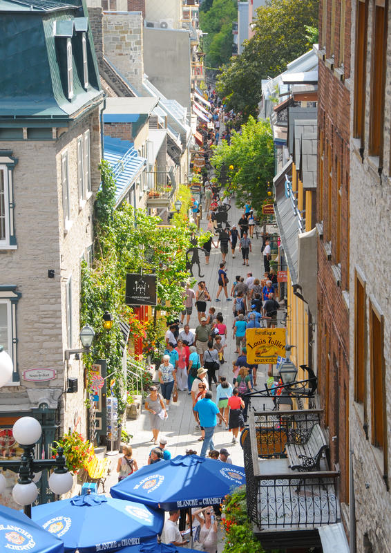La Belle Planete Backpacker Hostel Downtown Quebec