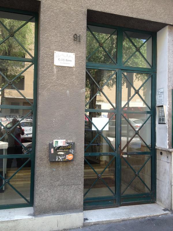 HOSTEL - Rome City Hostel